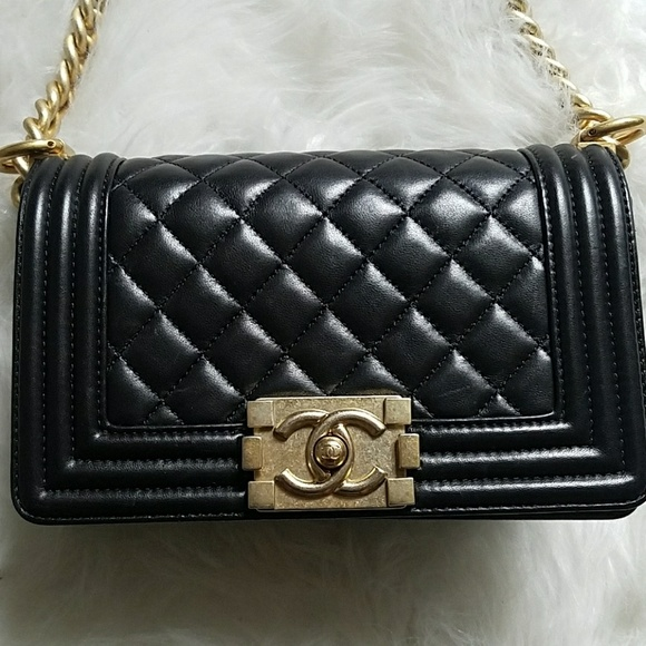 CHANEL Bags   Boy Bag   Poshmark 2b7990f13d